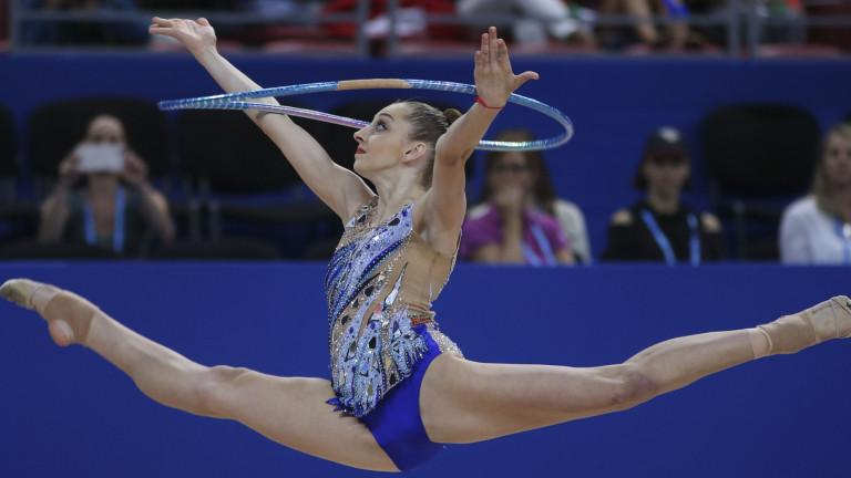 Българската перла Калейн се цели в олимпийското злато 2
