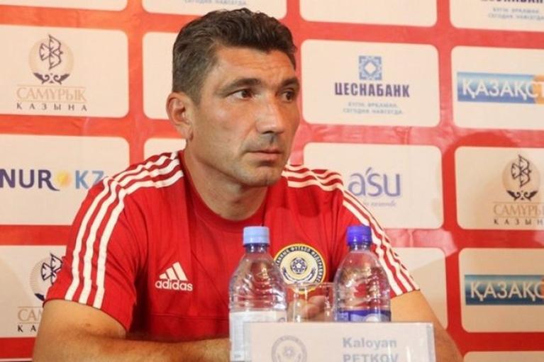 Българин застава начело на националния отбор на Казахстан 1