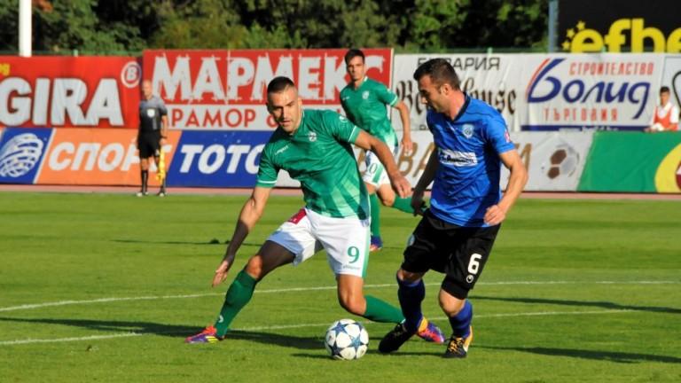 Ясен е новият клуб на Мартин Камбуров - продължава в efbet Лига 1