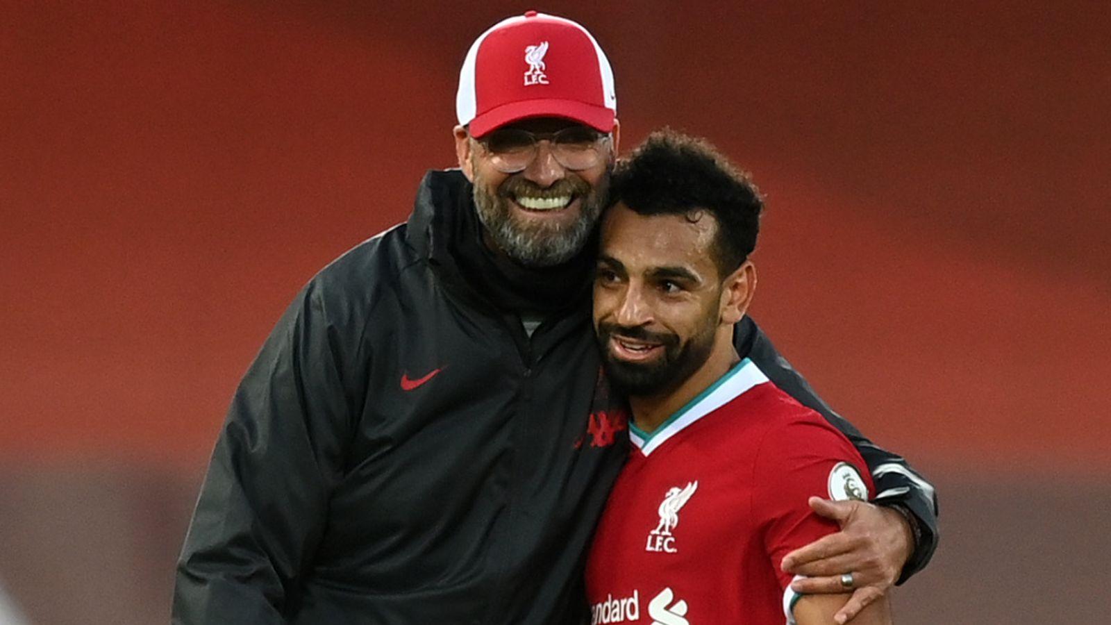 """Клоп: """"Салах ще играе дъъълго в Ливърпул!"""" 21"""