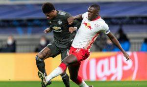 Арсенал иска стълб в отбраната на РБ Лайпциг