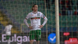 Провъзгласил се за капитан на България: Целта е Катар 2022