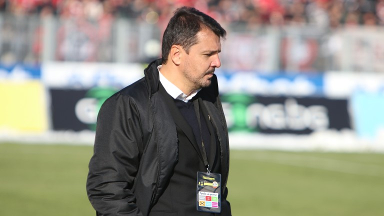 Крушчич: Скоро ЦСКА ще е готов за титлата 1