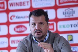 Официално: Милош Крушчич вече не е наставник на ЦСКА
