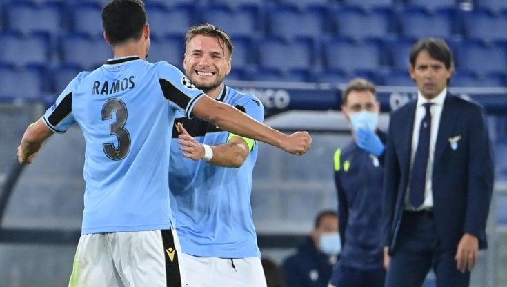 Лацио се завърна в ШЛ със страхотна победа над Борусия Дортмунд 1
