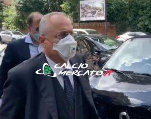 Прокурори подгониха Лацио, може да изхвърлят тима от Серия А