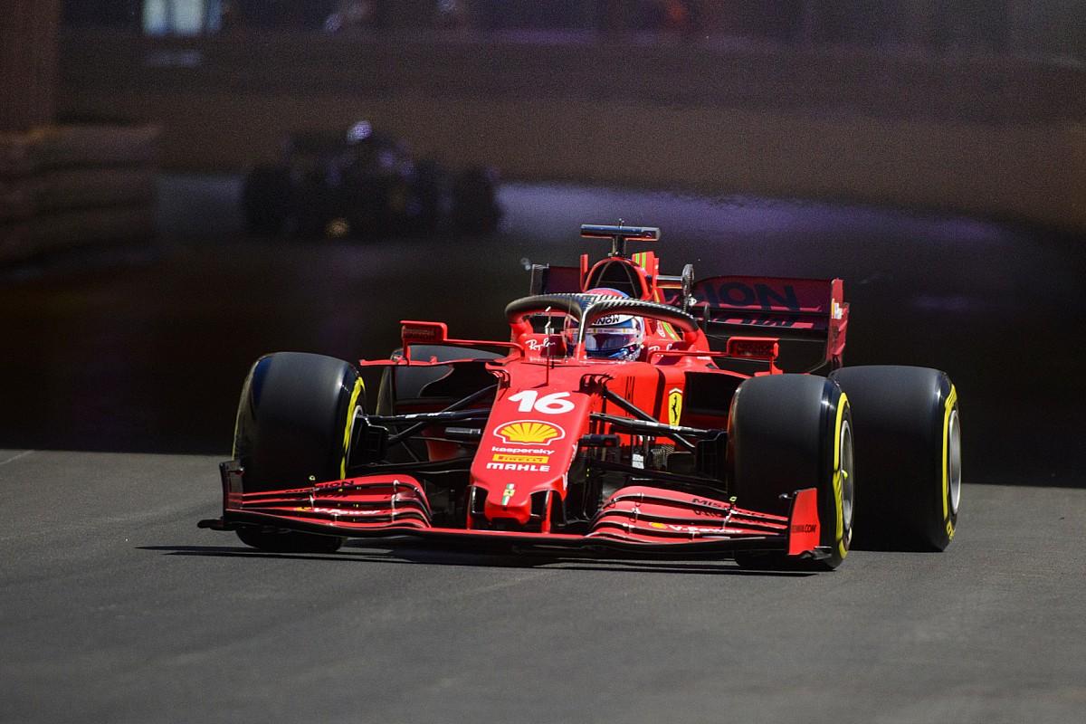 Леклер обяви на какво се дължи трагичното представяне на Ферари
