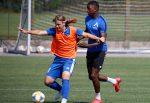 Левски помпа самочувствие с лесна победа над юношите на тима