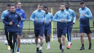 Левски съобщи за положителни тестове на играчи преди дербито