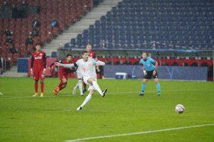 Байерн разгроми Залцбург с четири гола в последния четвърт час