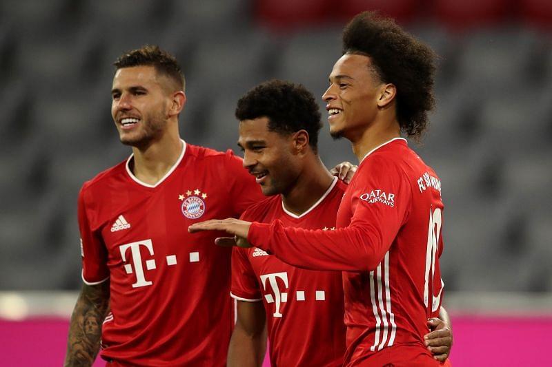 Байерн Мюнхен без Сане в сблъсъка за Суперкупата срещу Дортмунд 1