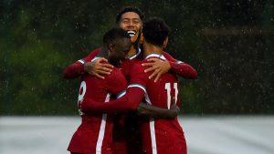 Ливърпул показа шампионска класа под дъжда в Австрия