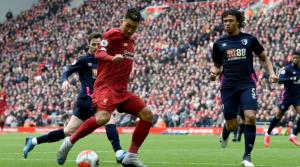 Ливърпул победи Борнемут с 2:1