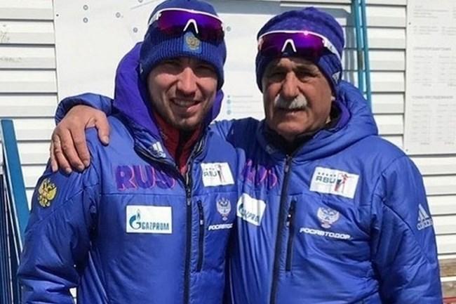 Логинов подновява тренировки с отбора на Русия 2