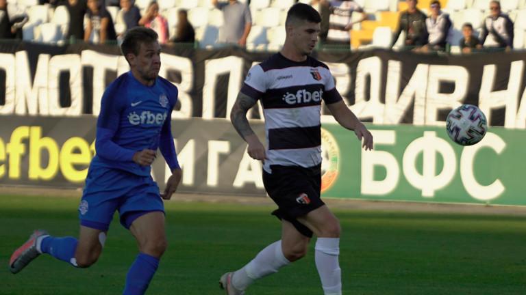 Локомотив Пловдив и Арда разочароваха феновете с нулево реми 1