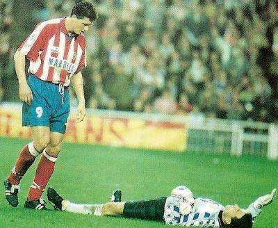 """БФС """"забрави"""" за Ел Голеадор - нападателят с хеттрик срещу Реал 3"""