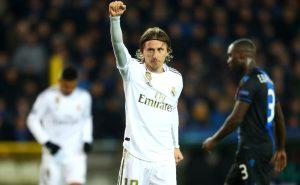Реал Мадрид и Модрич близо до споразумение за нов договор