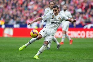 Реал Мадрид предложи нов договор на Лукас Васкес