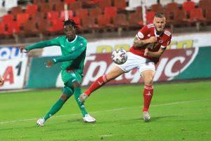 Първо в 7 Спорт – конгоанската перла на Берое е Играч на кръга