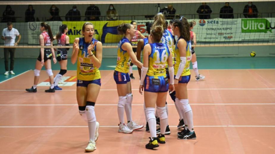 Марица с победа номер 100 в първенството 2