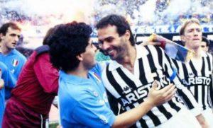 """Кабрини: """"Диего щеше да е още жив, ако не беше избрал Неапол"""""""
