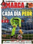 """""""Почервеняване от срам"""" – медиите в Испания сразиха Реал"""