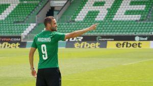 Новата звезда на Лудогорец е възхитен от клуба
