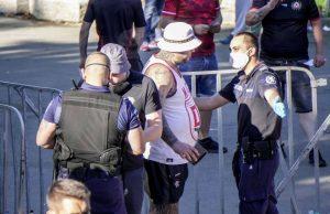 Нова заповед – задължително с маска на мач в Пловдив