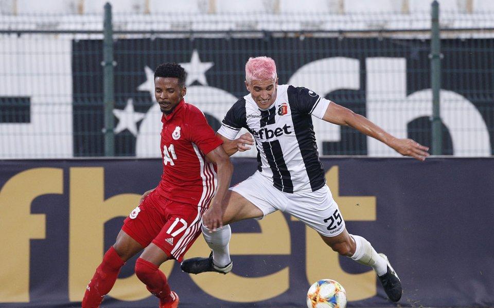 Локо Пловдив ще предложи нов договор на основен играч 1