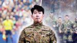 Хьон-Мин Сон за казармата: Много трудни три седмици