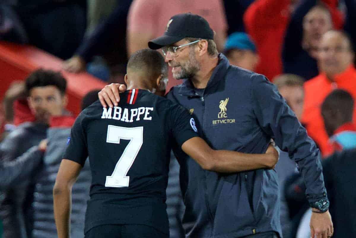 #Mbappe2021 набира скорост сред феновете на Ливърпул 1