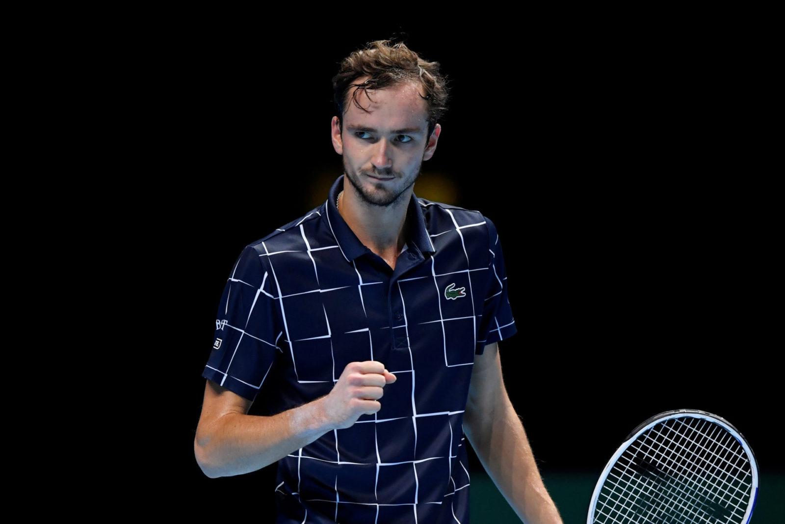 Даниил Медведев спечели финалите на АТП за най-големия си успех 8