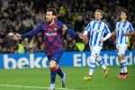 Меси донесе трите точки на Барса срещу Реал Сосиедад