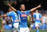 """Наполи е на финал за Купата след равенство с Интер в реванша на """"Сан Паоло"""""""