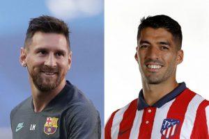 Босът на Атлетико покани Меси да се събере отново със Суарес