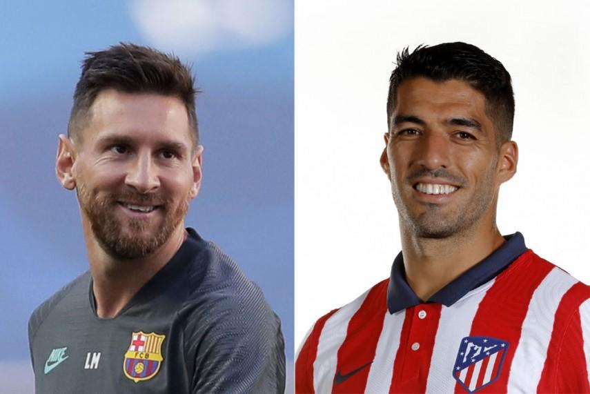 Босът на Атлетико покани Меси да се събере отново със Суарес 1