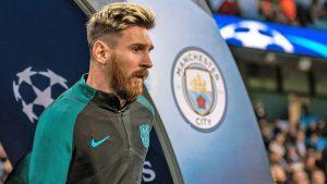 В Аржентина: Меси се е договорил с Манчестър Сити!