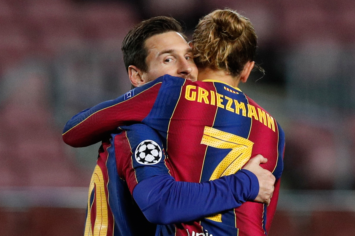 Гризман: С Лео сме в прекрасни отношения, готов е да умре за мен 1