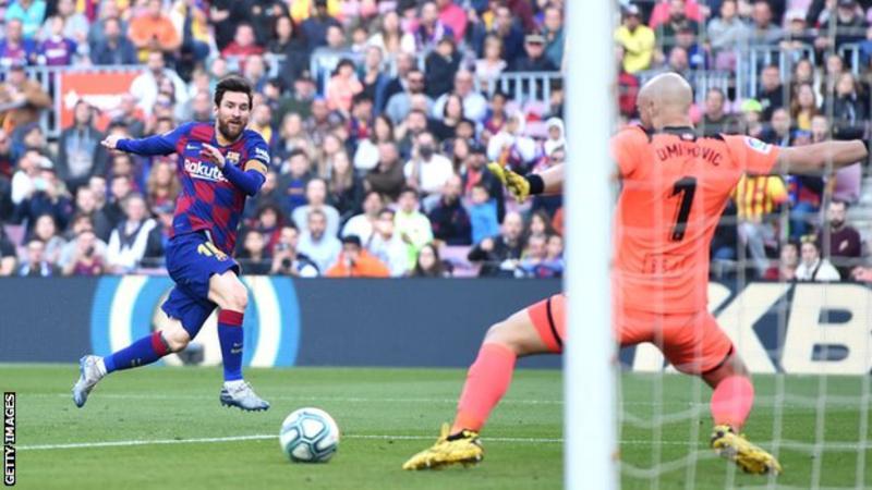 Барселона разгроми Ейбар с 5:0