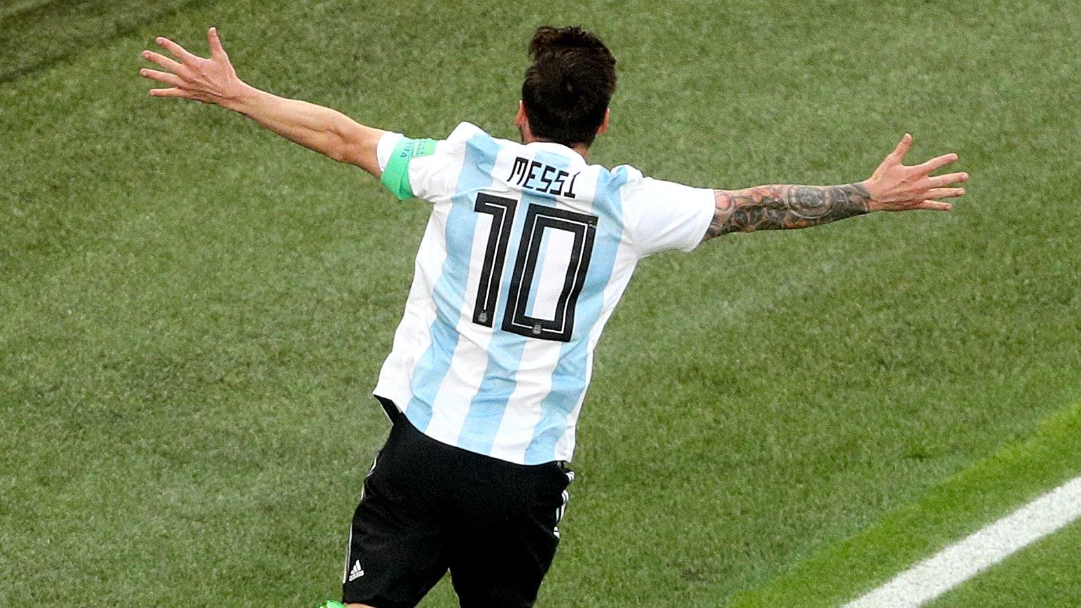 Меси пропуска три мача на Барса ако играе за Аржентина 1