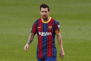 Барселона пак без Лео Меси в Шампионска лига