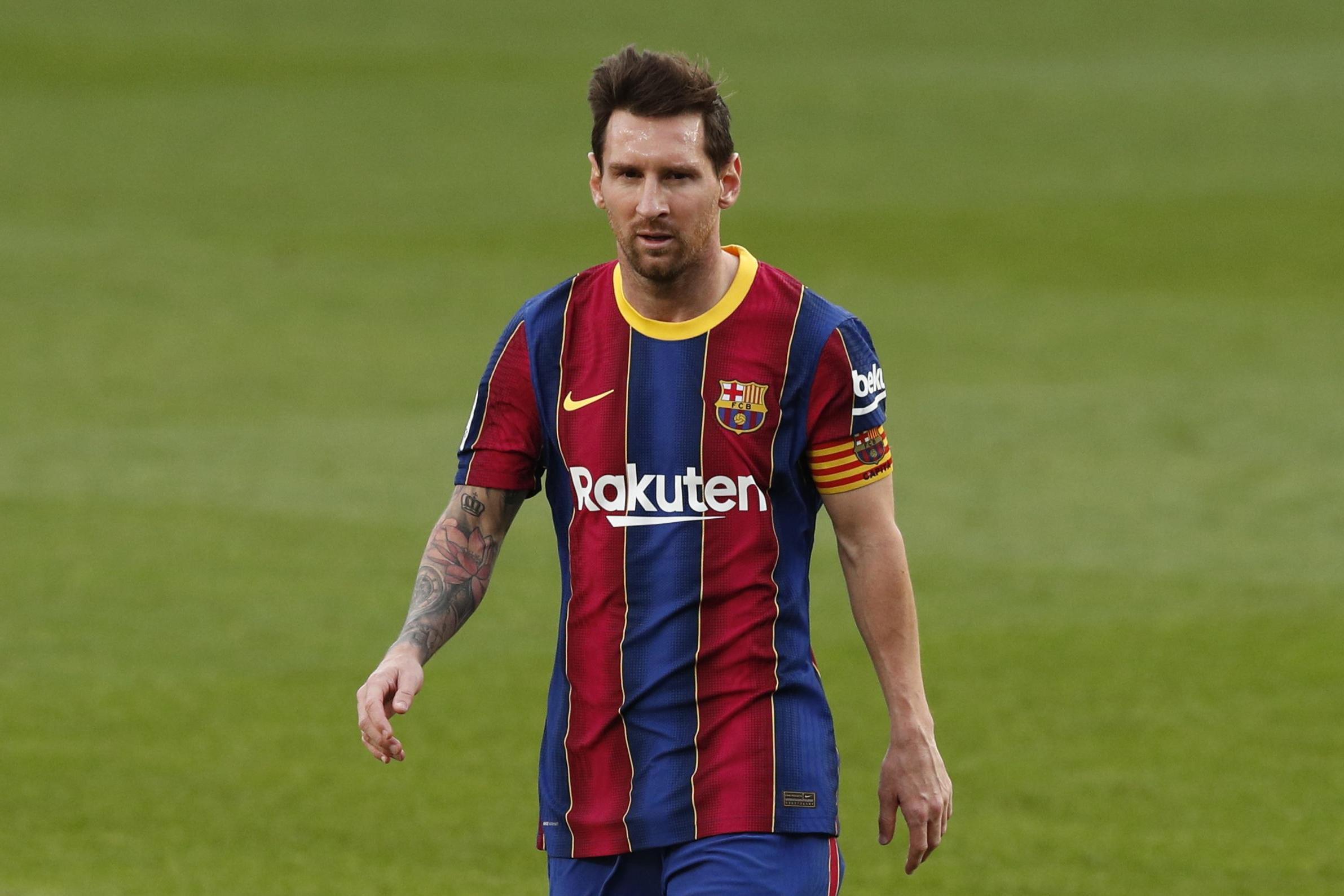 Барселона пак без Лео Меси в Шампионска лига 13