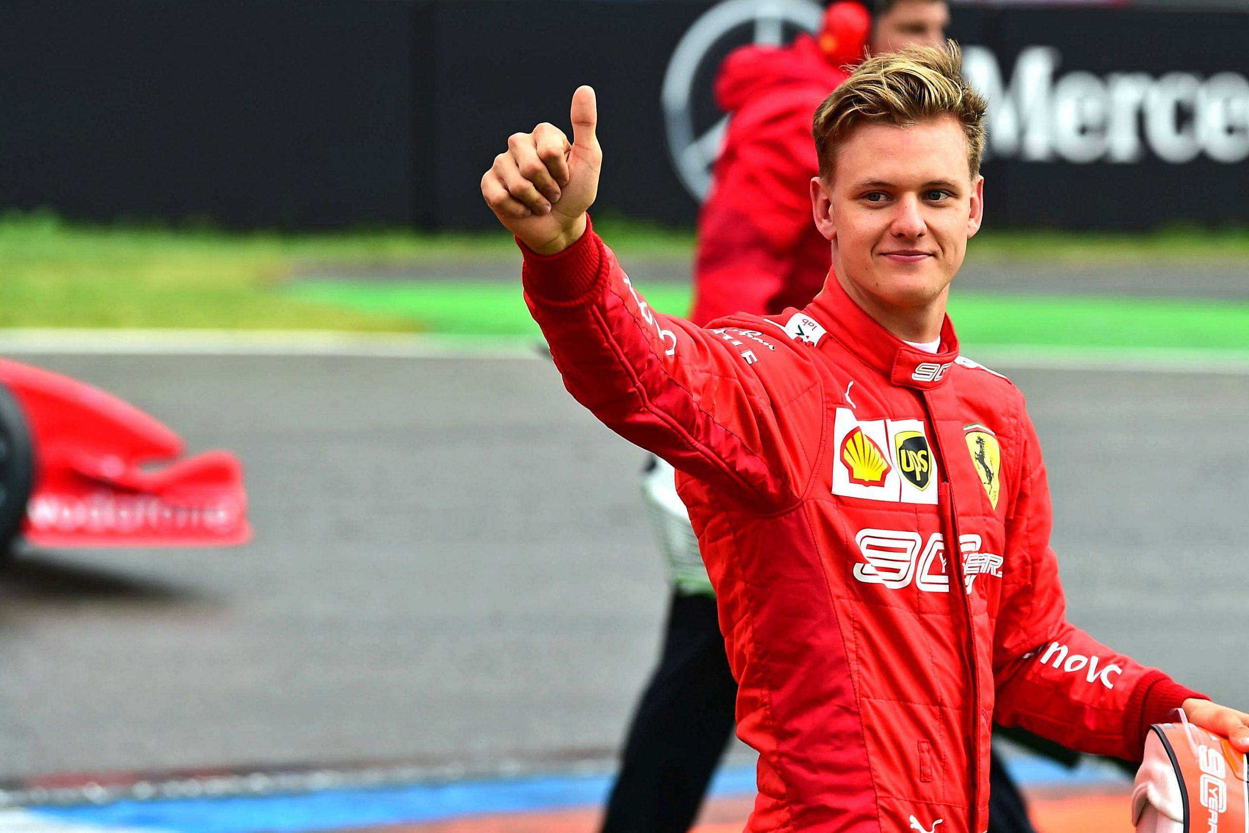 Мик Шумахер: Готов съм за Формула 1 1