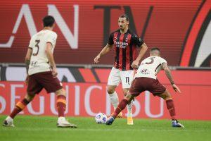 Милан и Рома с реми в шестголова фиеста