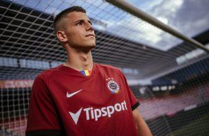 Мартин Минчев с нов гол за Спарта Прага