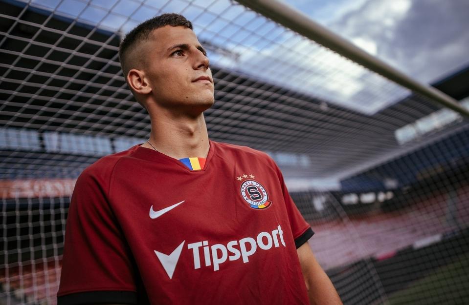 Мартин Минчев с нов гол за Спарта Прага 1