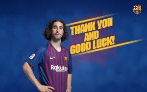 Челси има интерес към играч на Барселона за нов ляв бек