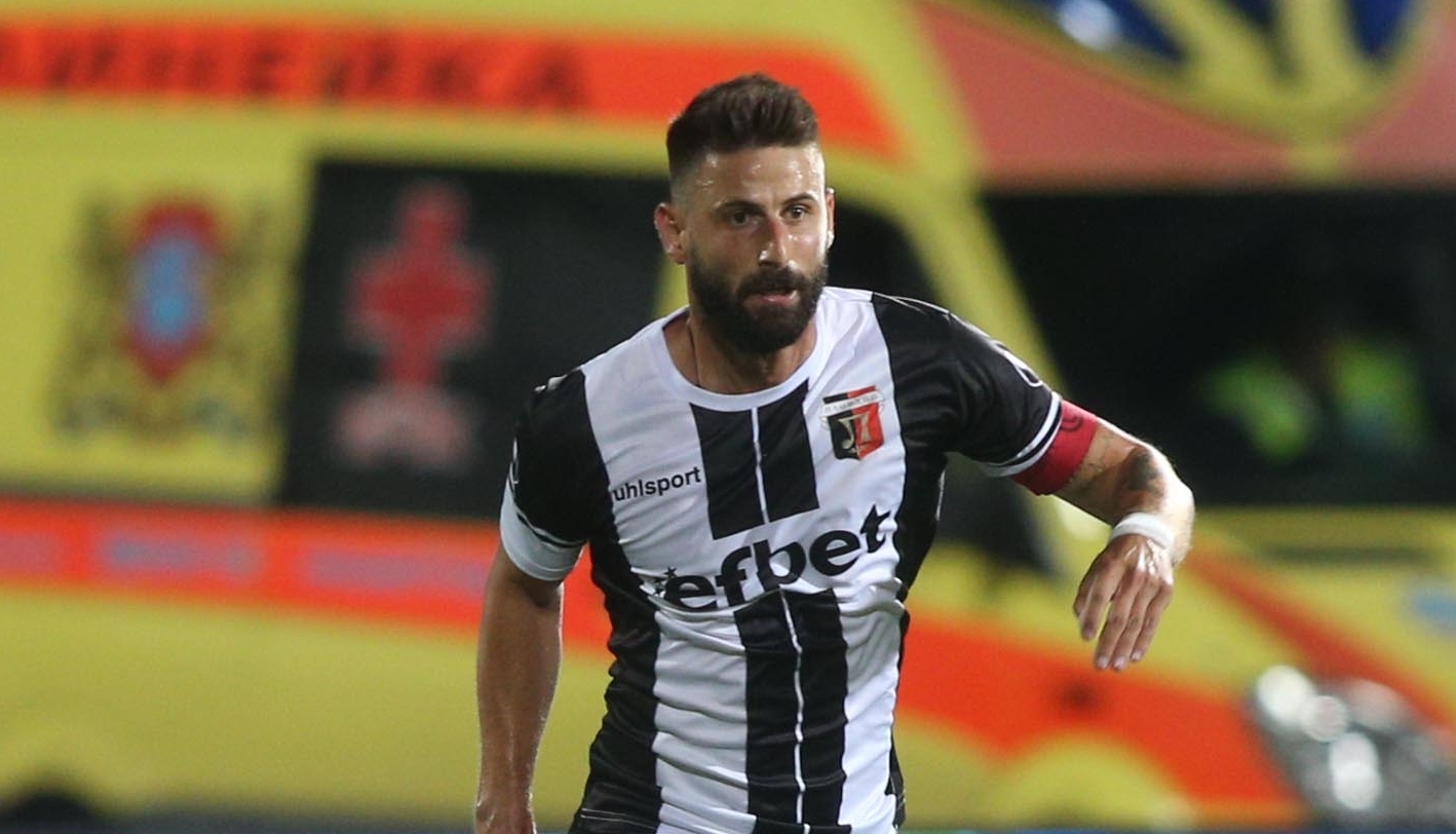 Капитанът Митко Илиев донесе труден успех на Локо Пловдив срещу Искра 1