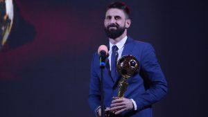 За втора поредна година: Митко Илиев е футболист на Пловдив