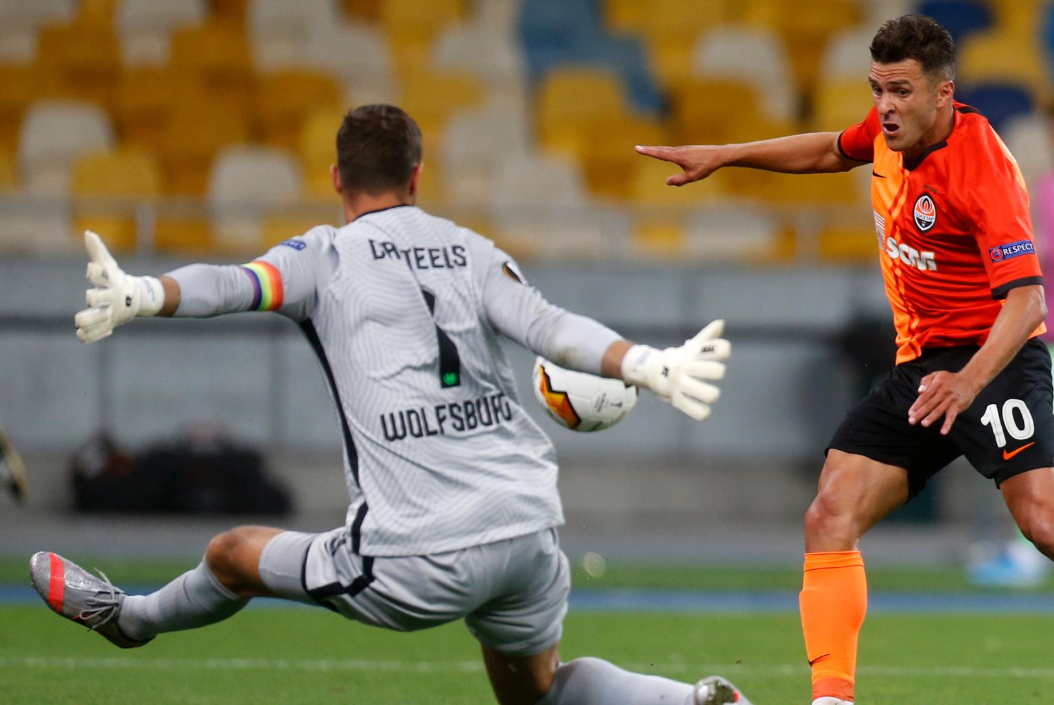 """Любимец на """"Армията"""" прати Шахтьор на 1/4-финал в Лига Европа 1"""